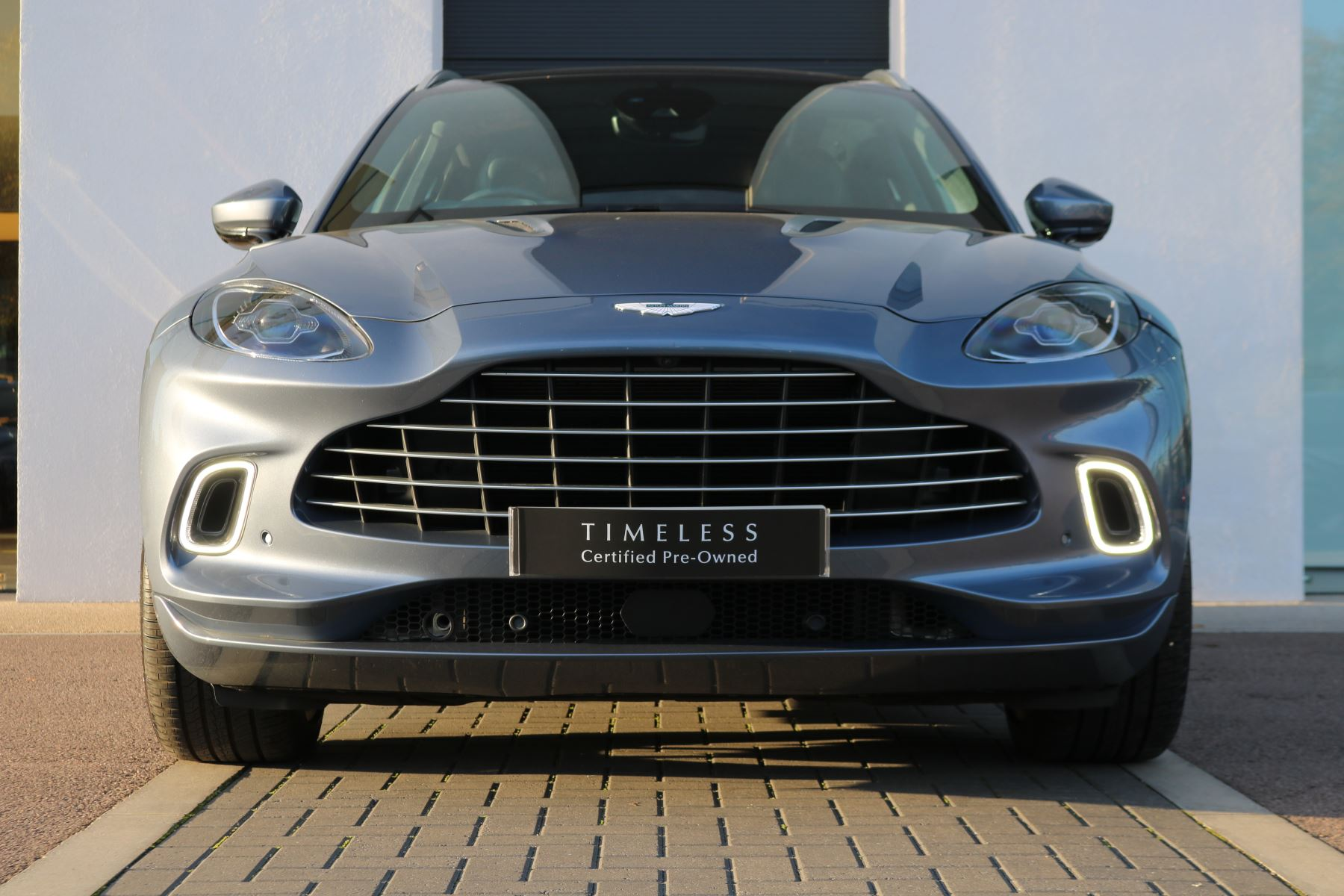 Aston Martin DBX V8 550 Touchtronic 1 of 500 Limited Edition Low Mileage  4.0 Automatic 5 door Estate (2020)