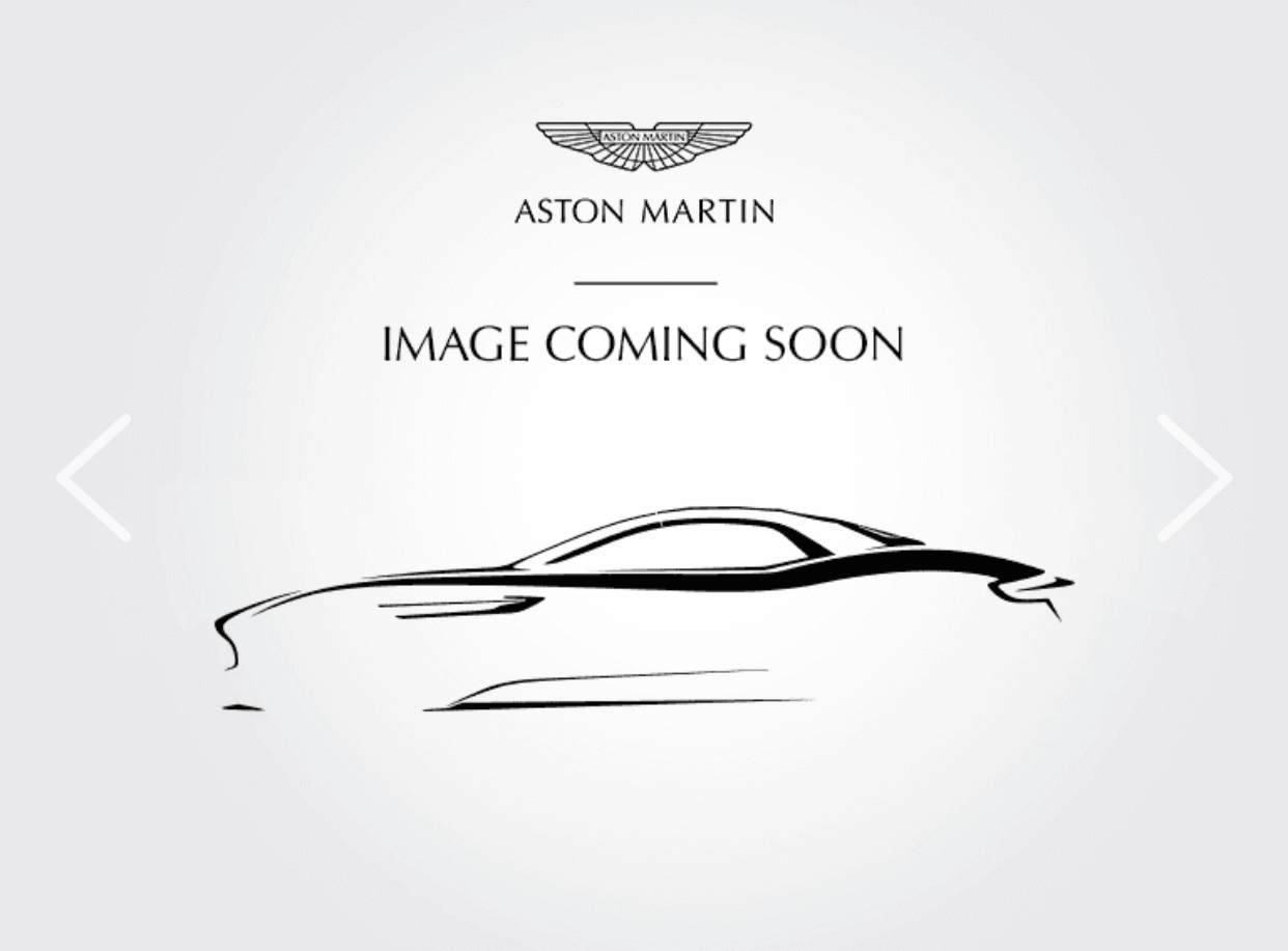 Aston Martin New Vantage 2dr ZF 8 Speed 1 Owner  4.0 Automatic 3 door Coupe