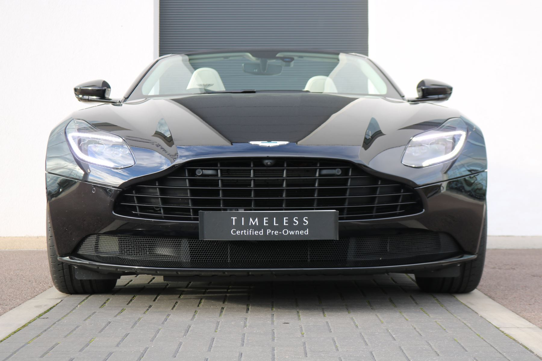 Aston Martin DB11 V8 Volante Touchtronic One Owner Low Mileage  4.0 Automatic 2 door Convertible (2021)