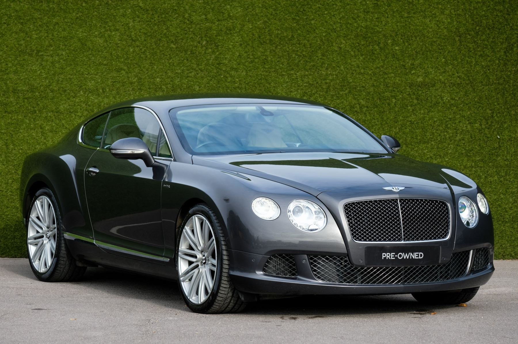 Bentley Continental GT 6.0 W12 Speed - 21 inch Speed Alloy Wheels Automatic 2 door Coupe