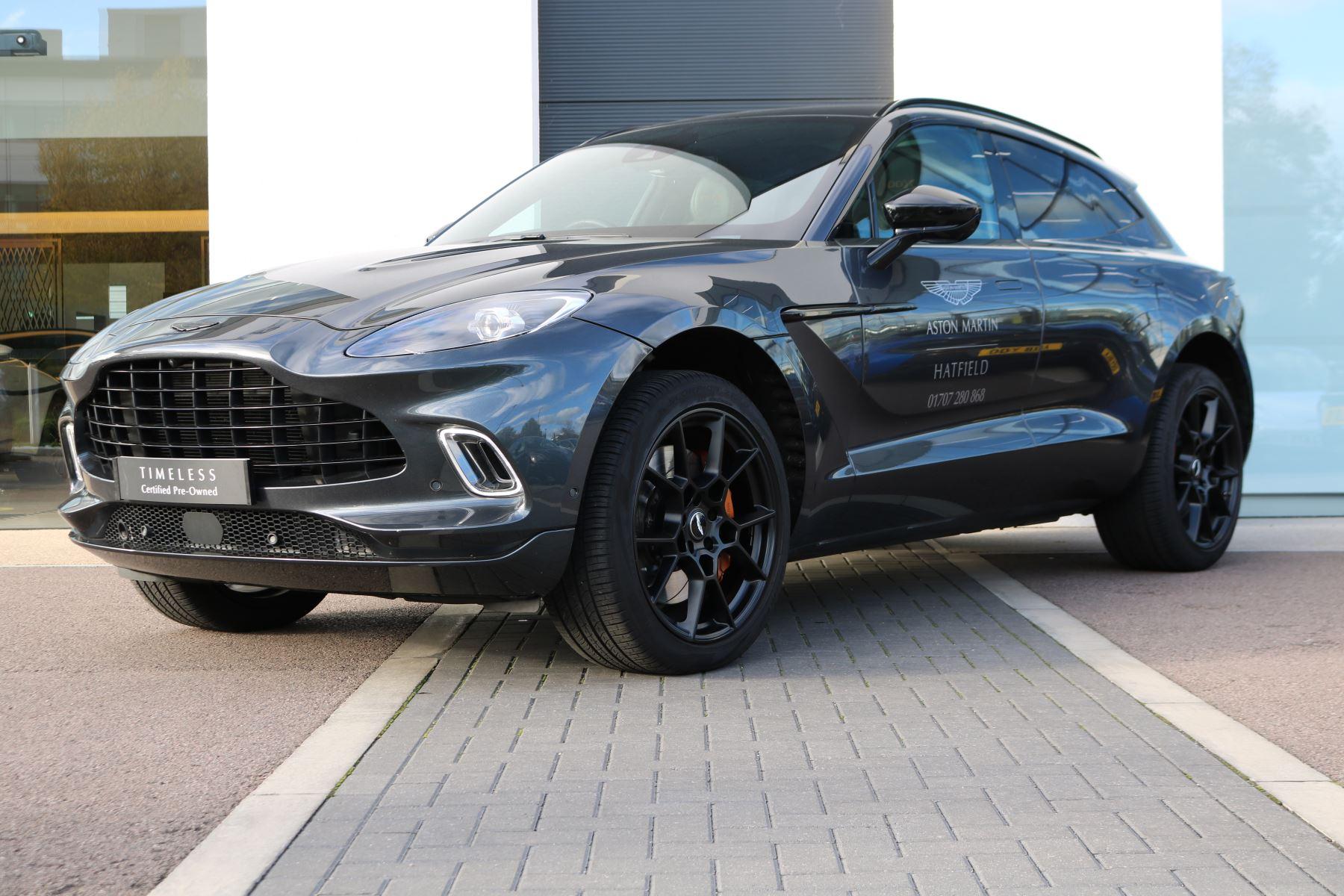 Aston Martin DBX V8 550 Touchtronic Ex Demonstrator Xenon Grey  4.0 Automatic 5 door Estate (2021) image