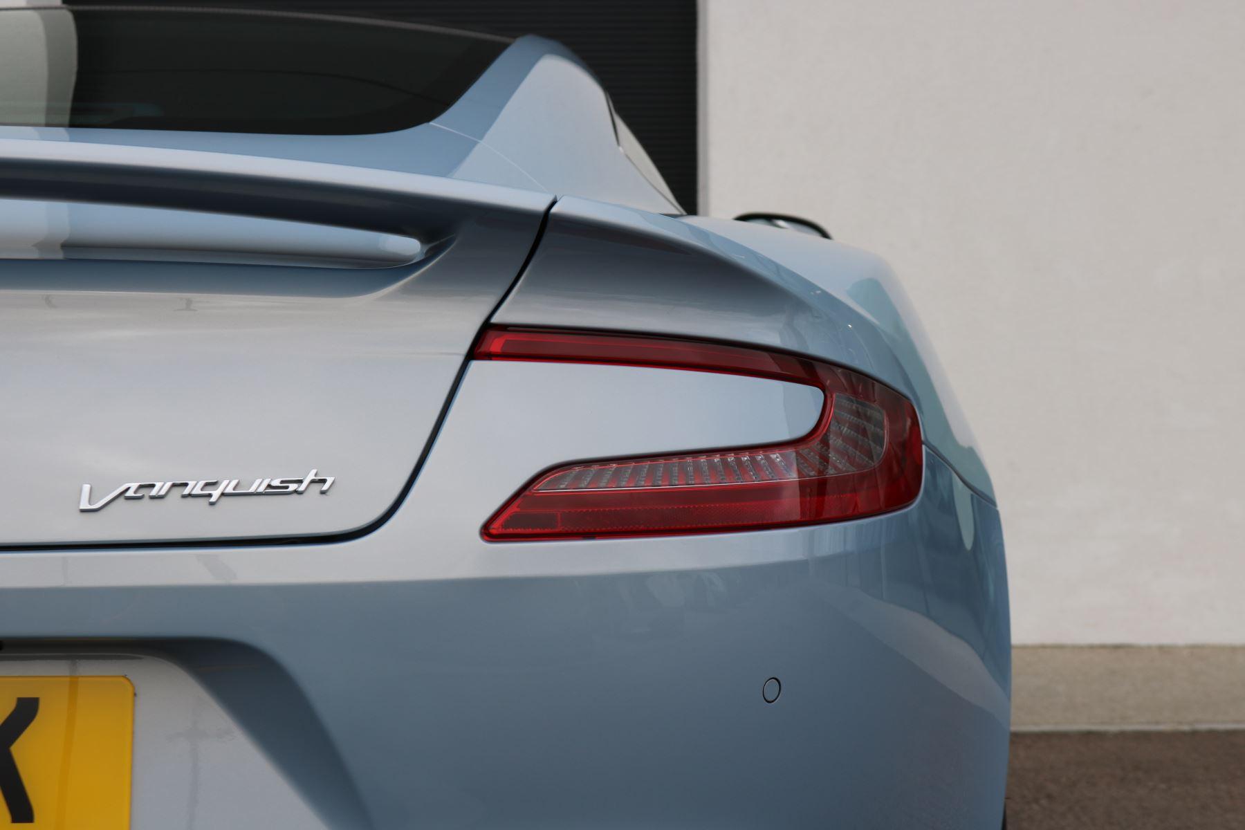 Aston Martin Vanquish V12 [568] 2+2 2dr Touchtronic image 16