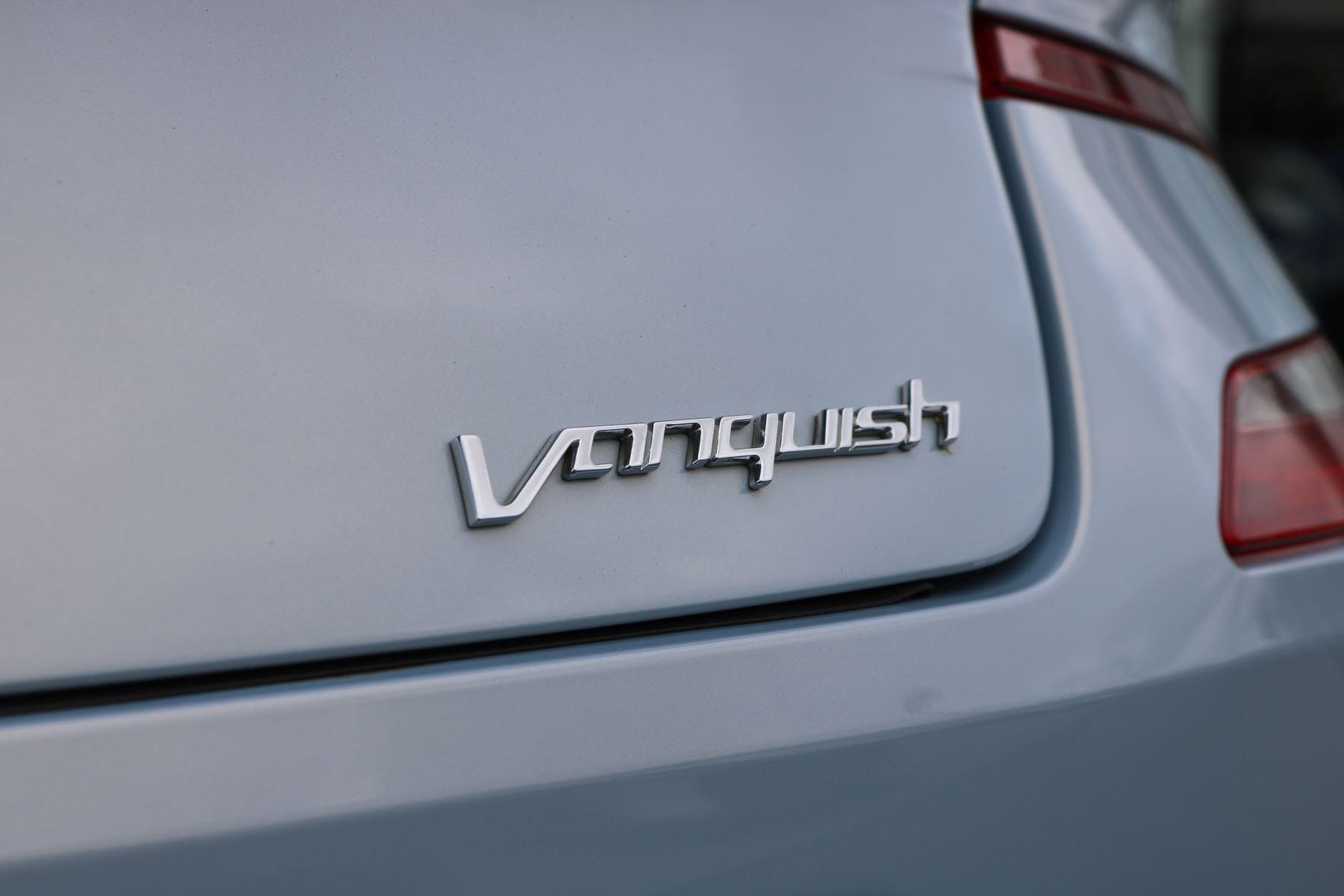 Aston Martin Vanquish V12 [568] 2+2 2dr Touchtronic image 17