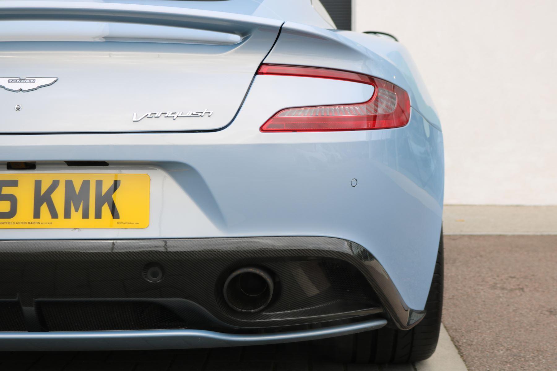Aston Martin Vanquish V12 [568] 2+2 2dr Touchtronic image 19
