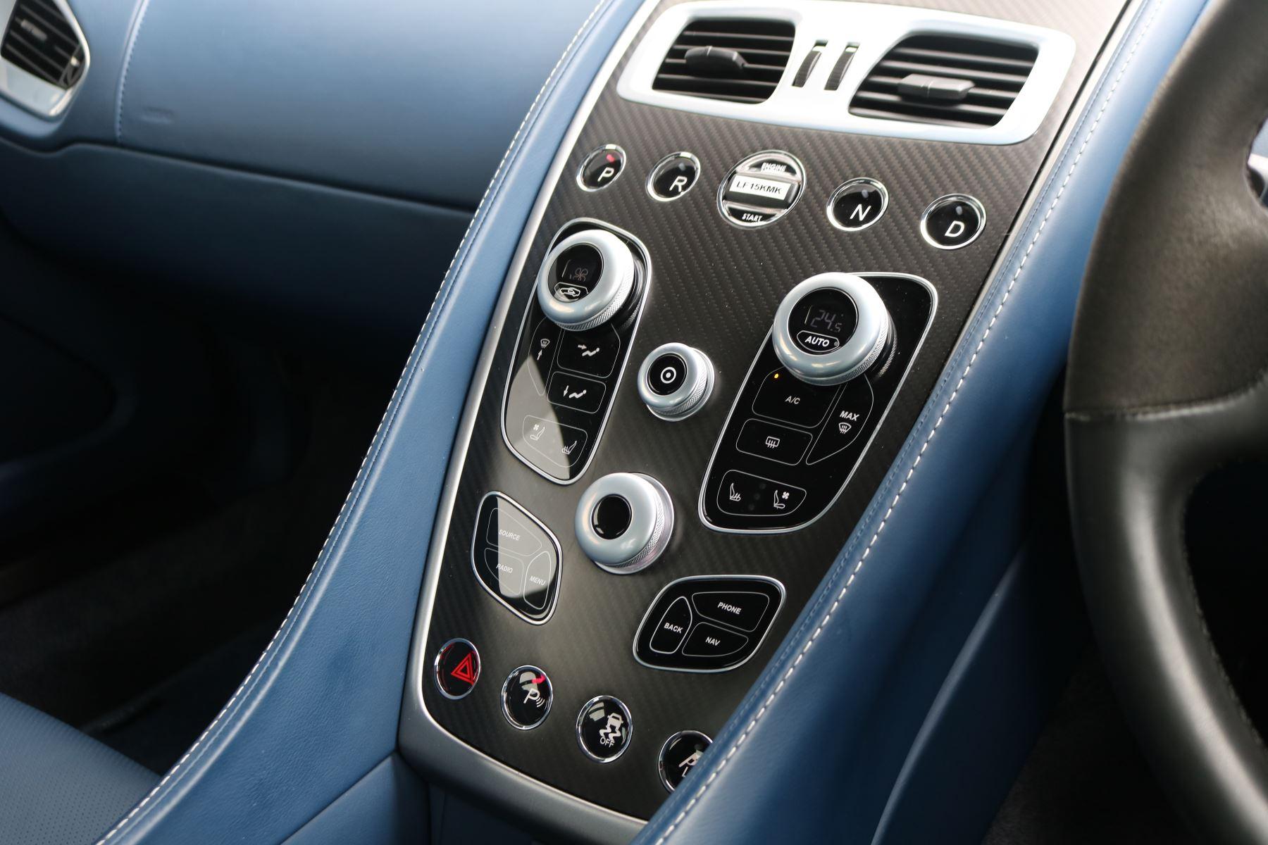 Aston Martin Vanquish V12 [568] 2+2 2dr Touchtronic image 30
