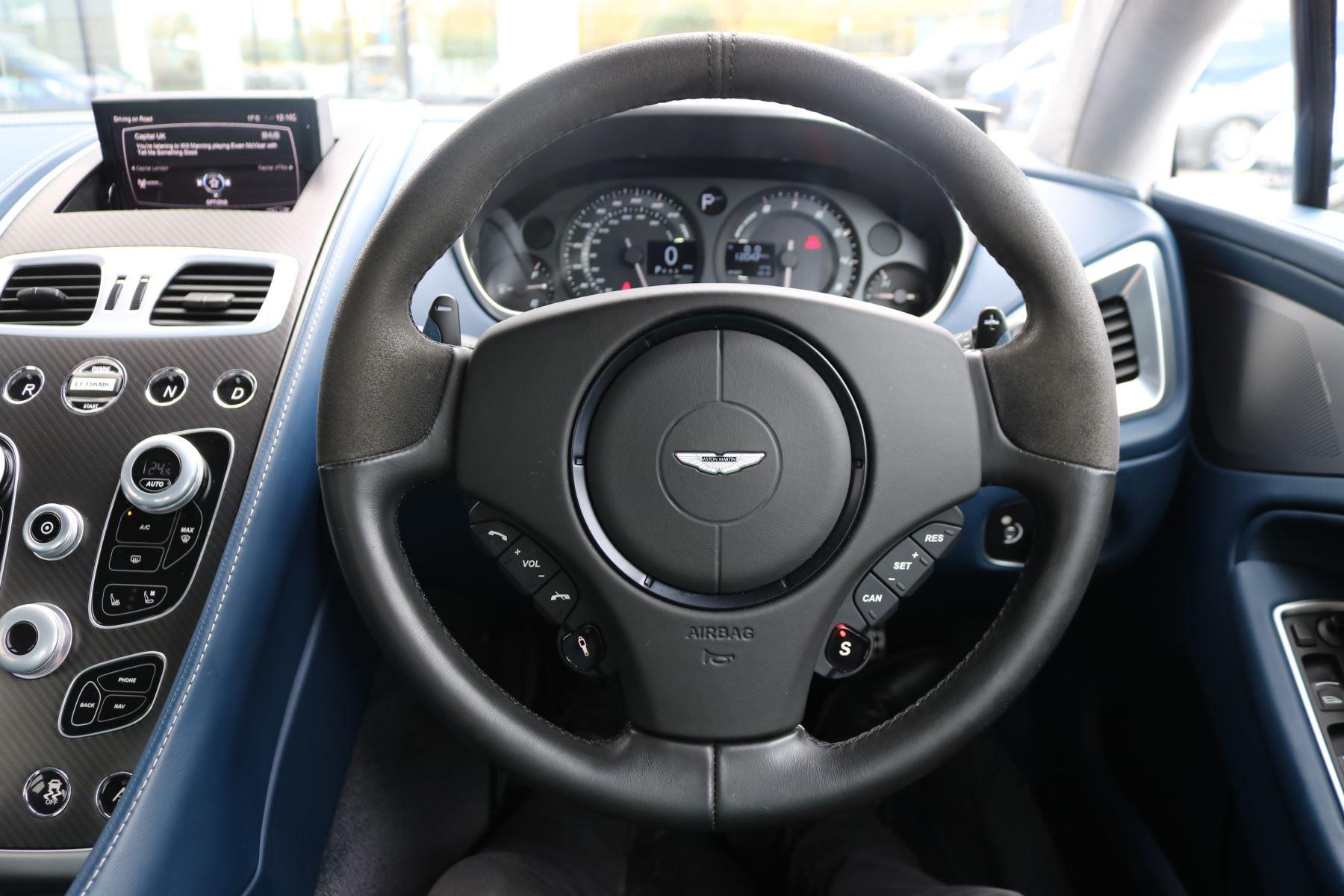 Aston Martin Vanquish V12 [568] 2+2 2dr Touchtronic image 39