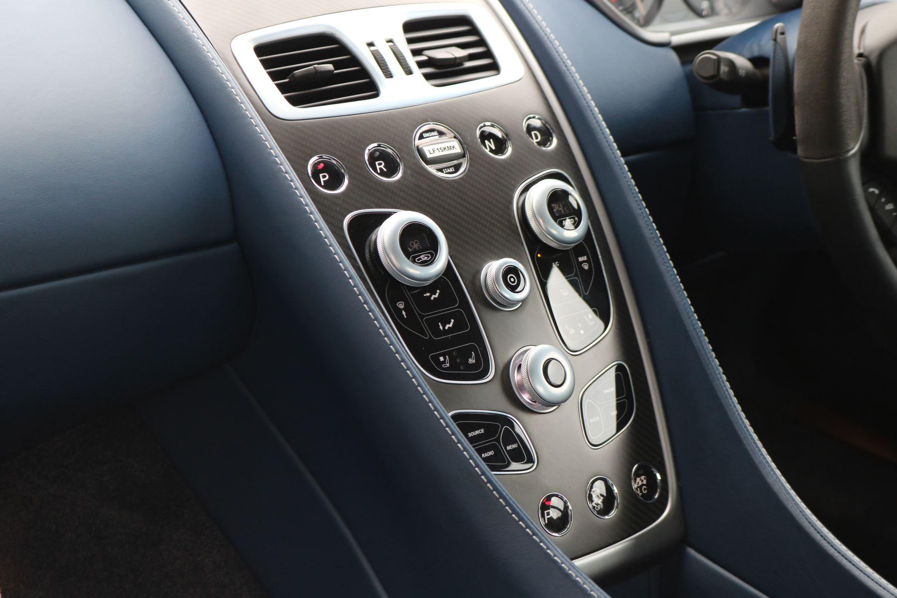 Aston Martin Vanquish V12 [568] 2+2 2dr Touchtronic image 35