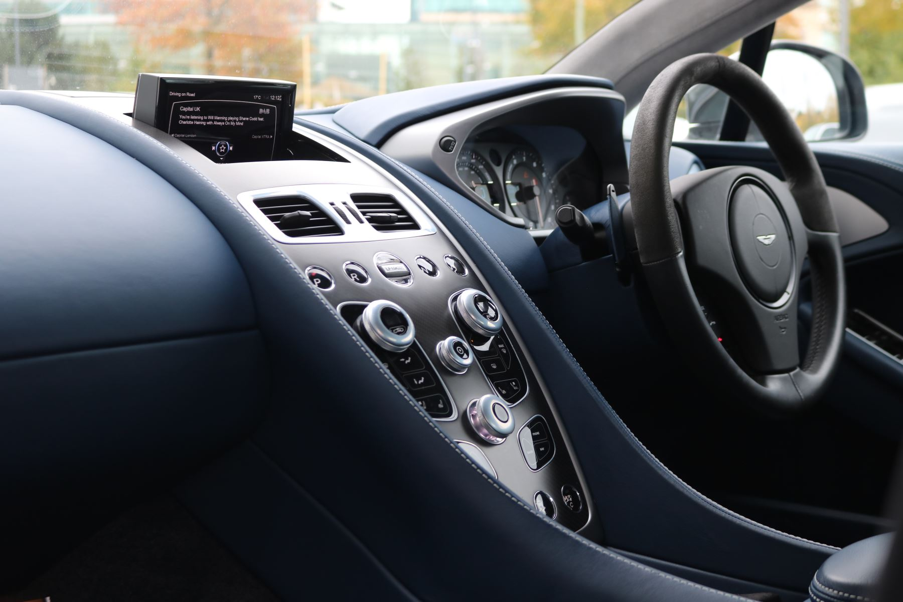 Aston Martin Vanquish V12 [568] 2+2 2dr Touchtronic image 33