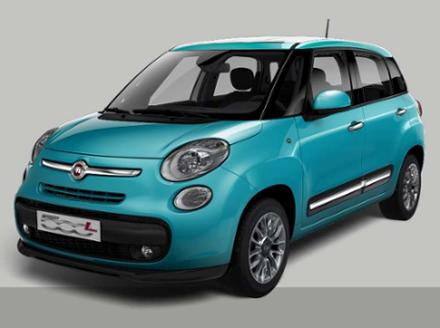 new fiat 500l cars motorparks fiat 500l. Black Bedroom Furniture Sets. Home Design Ideas