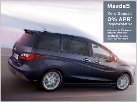 Mazda5 1.6D Sport Venture