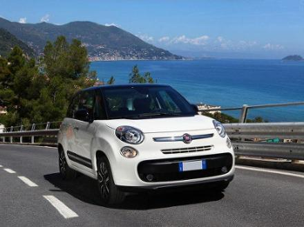 Fiat 500L 1.6 Multijet Cross *Motorparks Offer*