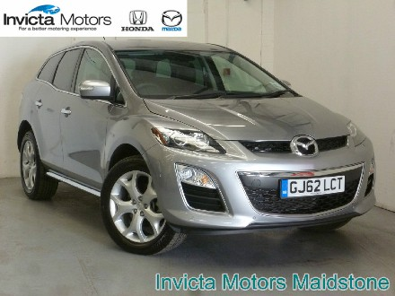 Mazda CX 7 2.2D SPORT TECH 5DR
