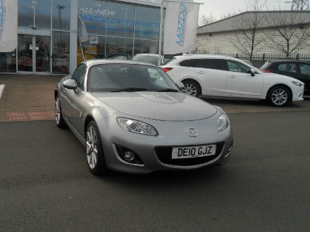 Mazda MX 5 2.0i Sport Tech 2dr