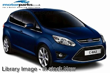 Ford Focus C-Max 2.0 TDCi Titanium 5dr Estate Diesel Ink Blue