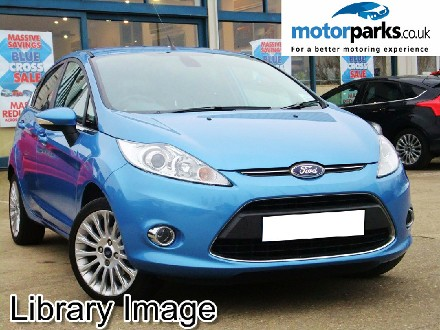 Ford Fiesta FORD DIRECT 1.4 TDCi (70) Titanium 5dr
