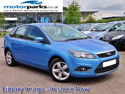 Vision blue ford