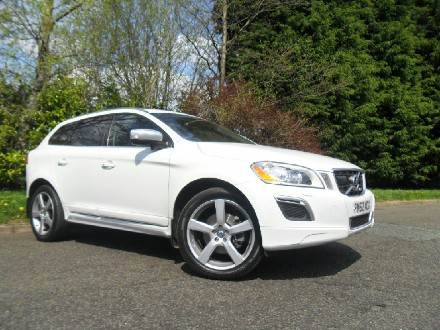 Volvo XC60 D5 (215) R Design 5dr AWD (Start Stop)
