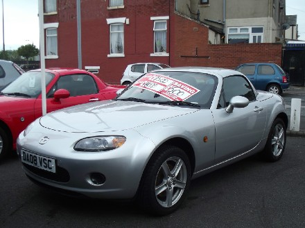Mazda MX 5 1.8i (Option Pack) 2dr