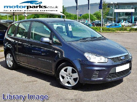 Ford Focus C-Max 1.8TDCi Titanium 5dr Estate Diesel BLUE