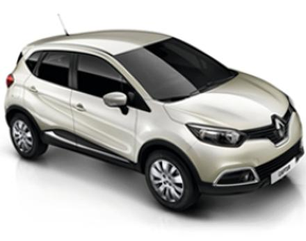 Renault Captur Crossover Expression+ TCe 90 Stop & Start