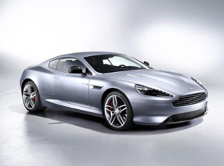 New 2013 Aston Martin DB9 V12