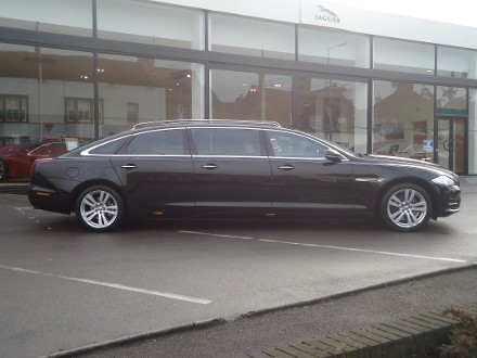 Jaguar  Hearse and Limo Servicing