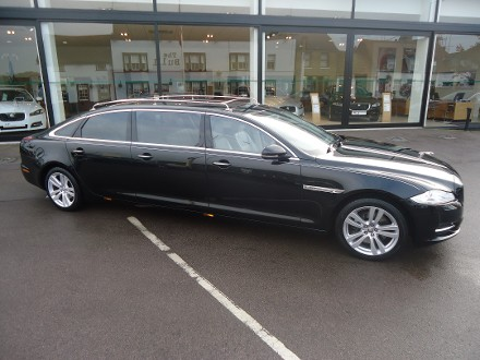 Limousine and Hearse Servicing