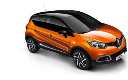 Renault Captur Crossover Dynamique S MediaNav TCe 90 Stop & Start