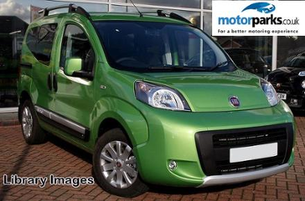 Fiat Qubo 1.3 Multijet MyLife - MASSIVE Saving - LAST ONE!