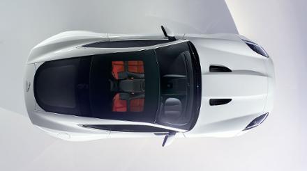 Jaguar F-TYPE Coupe S