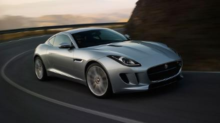 Jaguar F-TYPE Coupe 3.0 V6 for just £599 per month*