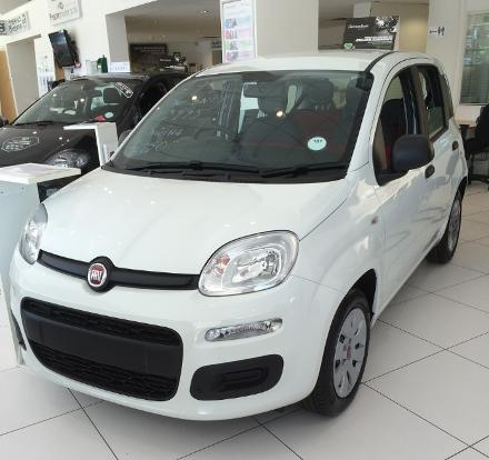 Fiat Panda 1.2 POP with DELIVERY MILES ONLY