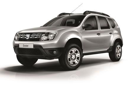 New Dacia Duster dCi 110 4x2 Ambiance