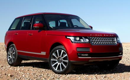 Range Rover 4.4 SDV8 Autobiography from £999 per month*