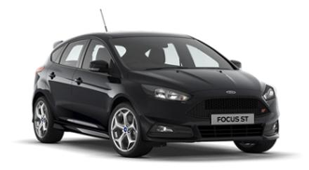 New ford focus st cars motorparks for Interieur ford focus