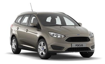Ford Focus Estate Style 1.6 105ps