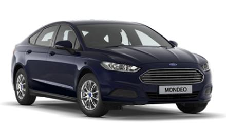 Ford Mondeo Style 2.0TDCi 150ps ECOnetic 5dr