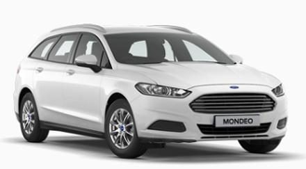 Ford Mondeo Estate Style 2.0TDCi 150ps ECOnetic Est