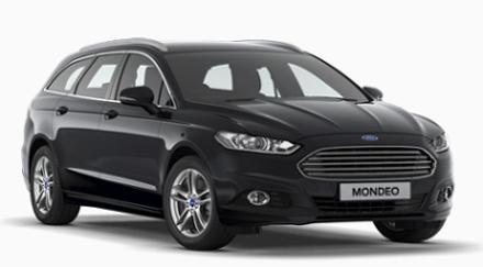 Ford Mondeo Estate Titanium 2.0TDCi 150os ECOnetic Est
