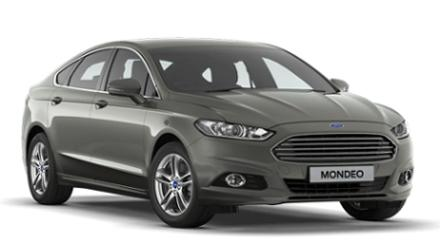 Ford Mondeo Titanium Edition 2.0TDCi 150ps ECOnetic 5dr