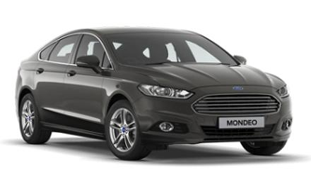 Ford Mondeo Titanium Edition 2.0TDCi 150ps 5dr