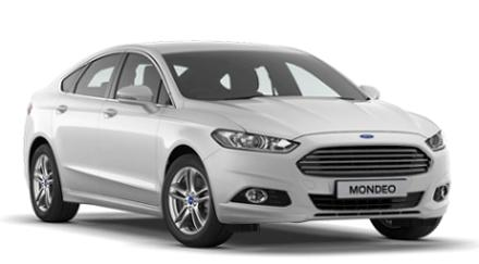 Ford Mondeo Titanium Edition 2.0TDCi 180ps 5dr