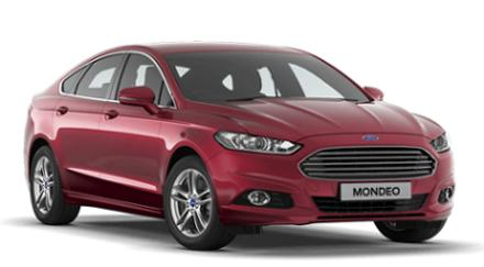 Ford Mondeo Titanium Edition 1.5T EcoBoost 160ps 5dr Auto