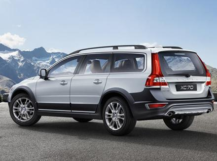 Volvo XC70 D4 SE from £399 per month*