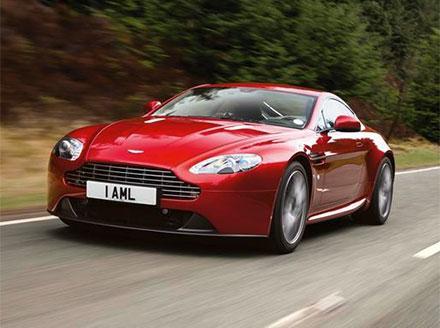Aston Martin V8 Vantage Coupe Manual