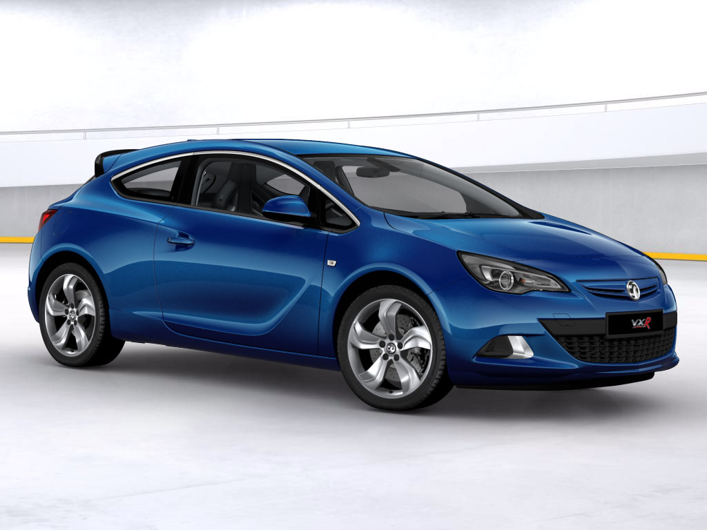 Vauxhall Astra GTC VXR 2.0i 280PS Turbo