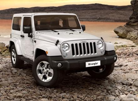 Jeep Wrangler 2.8 CRD Overland 2dr Auto