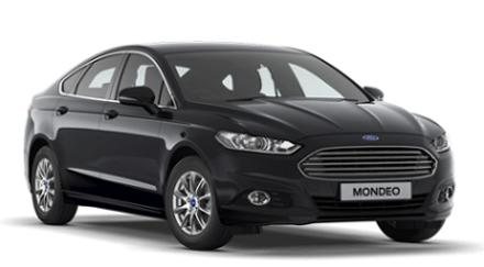 Ford Mondeo Zetec 2.0TDCi 150ps ECOnetic 5dr