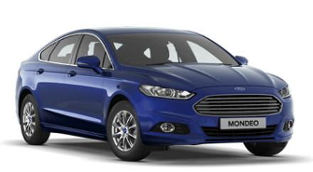 Ford Mondeo Zetec 1.5T EcoBoost 160ps 5dr Auto