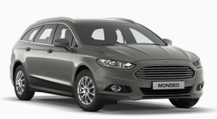 Ford Mondeo Estate Zetec 1.5T EcoBoost 160ps Est Auto
